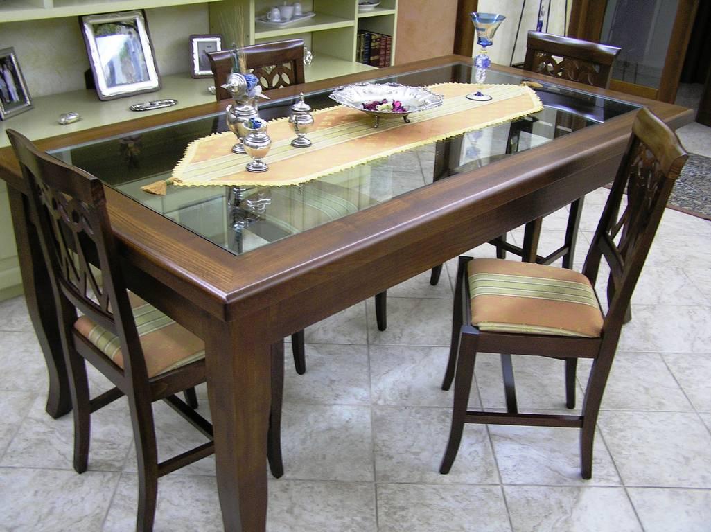 Sedie Per Tavolo Legno Massello realizzazione tavoli in legno per locali e abitazioni - pft