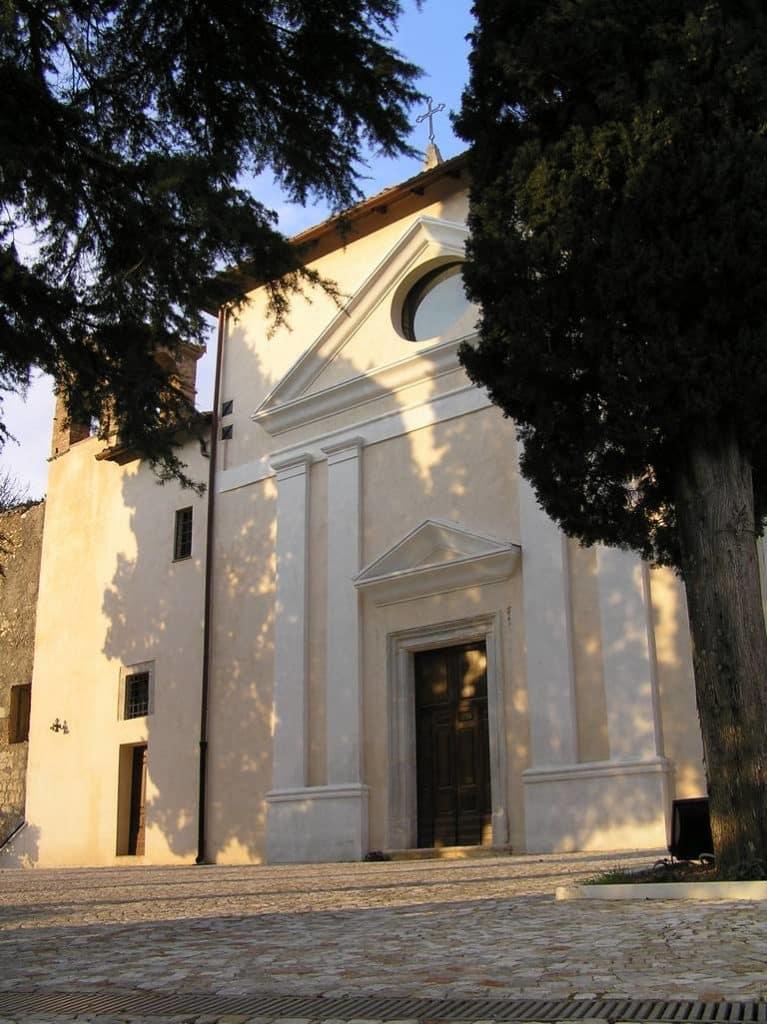 E 3 P. Antico Convento delle Canne SONNINO LT 10