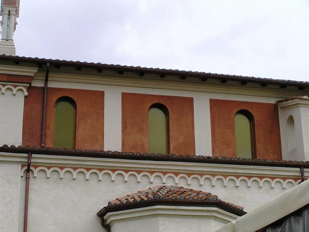 E 5 Chiesa Santa Maria Assunta a Doganella di Ninfa LT 14
