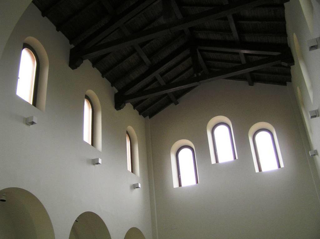 E 5 Chiesa Santa Maria Assunta a Doganella di Ninfa LT 17