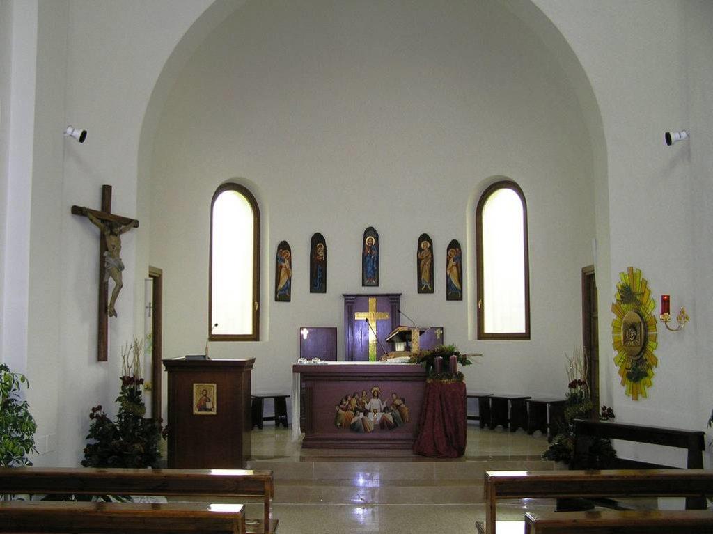 E 5 Chiesa Santa Maria Assunta a Doganella di Ninfa LT 29