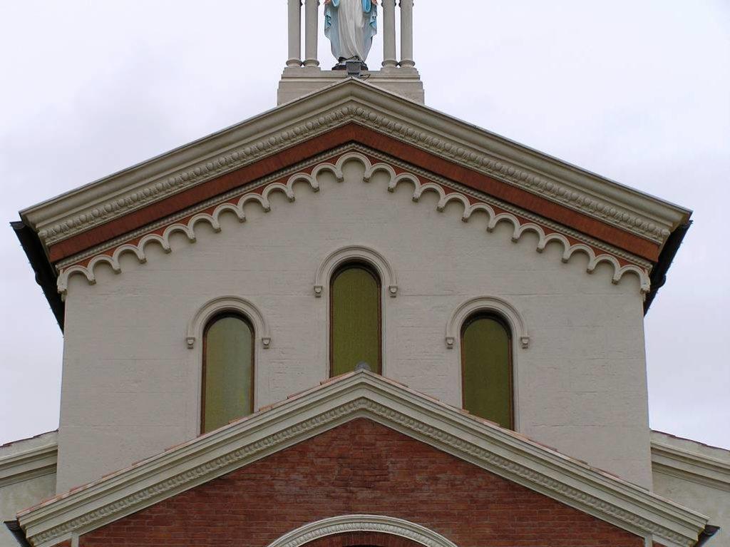 E 5 Chiesa Santa Maria Assunta a Doganella di Ninfa LT 3