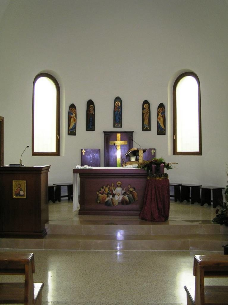 E 5 Chiesa Santa Maria Assunta a Doganella di Ninfa LT 31