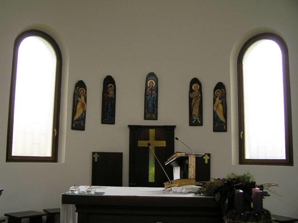 E 5 Chiesa Santa Maria Assunta a Doganella di Ninfa LT 32