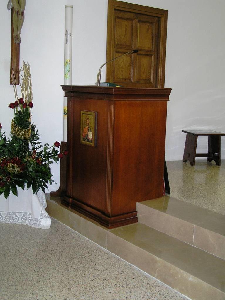 E 5 Chiesa Santa Maria Assunta a Doganella di Ninfa LT 34