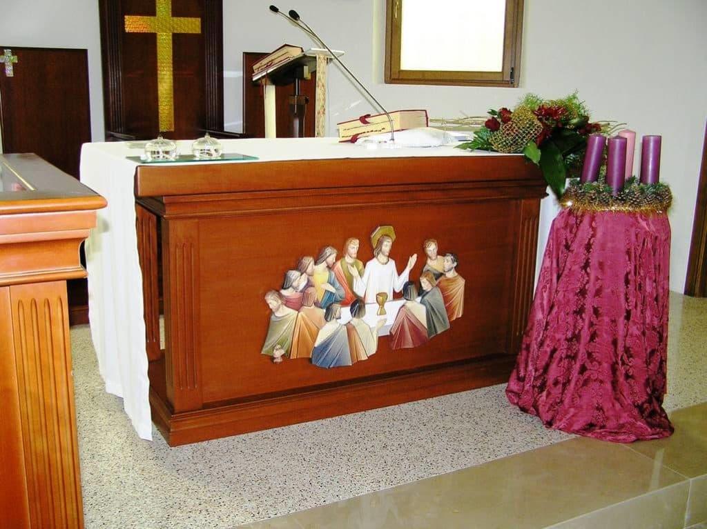 E 5 Chiesa Santa Maria Assunta a Doganella di Ninfa LT 36