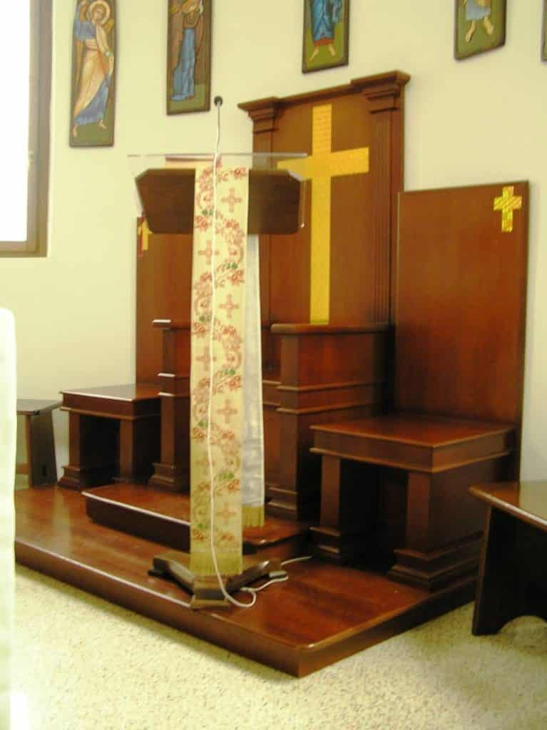 E 5 Chiesa Santa Maria Assunta a Doganella di Ninfa LT 38