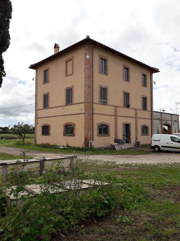Parco archeologico dellAppia antica Villa dei Sette Bassi Roma 1