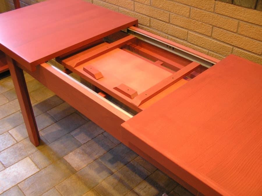 A 14 mobile, tavolo e carello 13