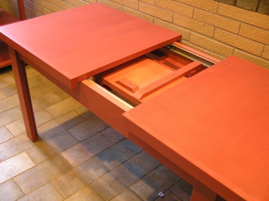A 14 mobile, tavolo e carello 14
