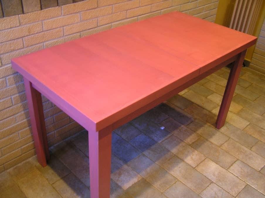 A 14 mobile, tavolo e carello 9