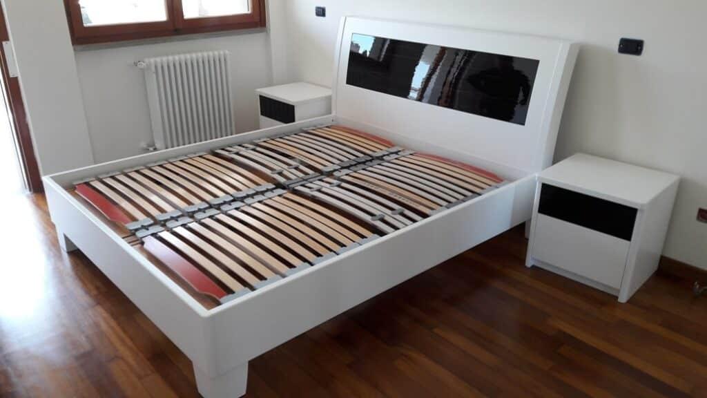 letto design - Bianco